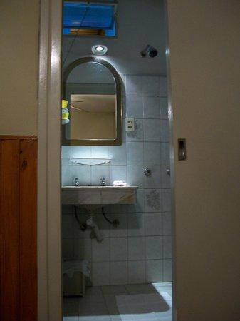 Hotel Casa Blanca: Baño