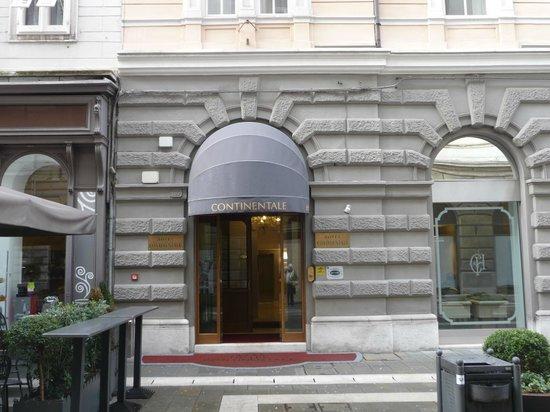 Hotel Continentale: Ingresso Hotel