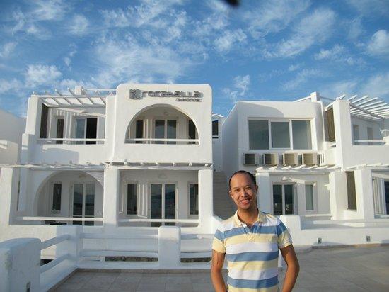 Rocabella Mykonos Art Hotel & SPA: Me!