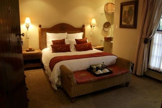 Five Burnham Guesthouse: The Superior Room