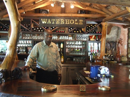 Mkuze Falls Game Lodge: 'The Waterhole'