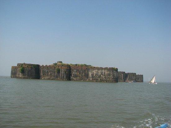 Janjira (Kasa) Fort: Janjira Fort