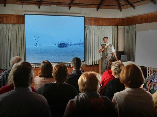 Greenwoods Resort : Daily Thekkady Show by Naturalist