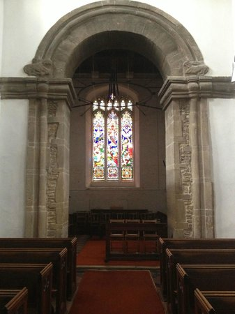 St Bene't's Church (Church of England): Pre-Norman archway