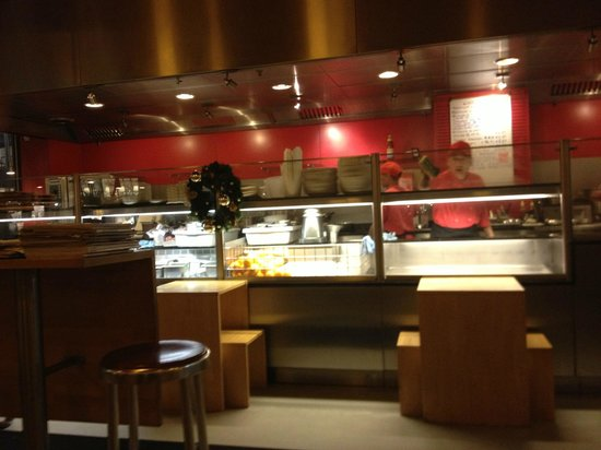 Dim Daily: View to kitchen