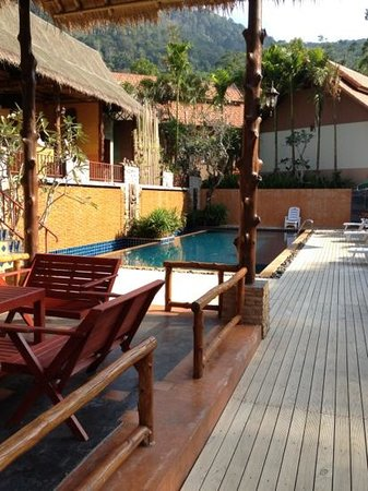 Kanita Resort & Camping: swimmingpool
