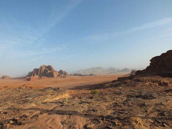Wadi Rum Full Moon Camp: pretty