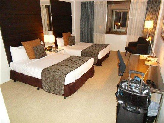 โรงแรมเดอะซีเบล พารามัตต้า: Bedroom