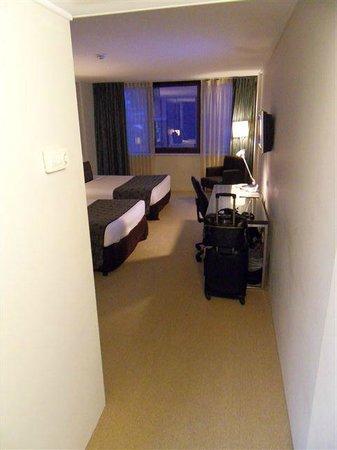 โรงแรมเดอะซีเบล พารามัตต้า: bunker entrance