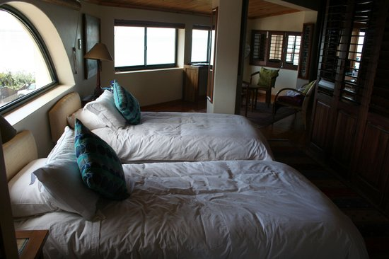 African Perfection Jeffreys Bay: Second bedroom