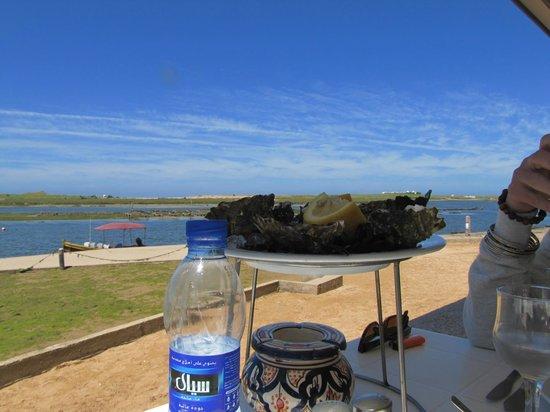 Ostrea II : Ostriche e panorama