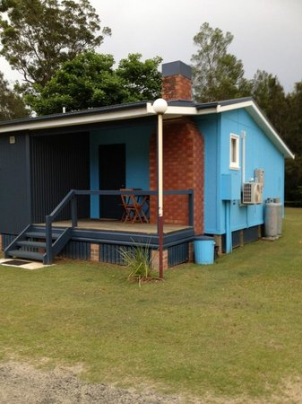 Lake Conjola Waterfront Holiday Park: 1bed heritage cabin