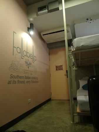 Lub d Bangkok Siam: 4er Female Dorm