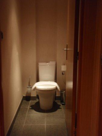 Hotel Parc Beaumont: toilettes séparées
