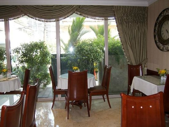 Toscana Inn Hotel: Dining Room