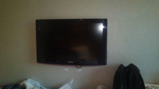 Lemon Tree Hotel Whitefield: Television