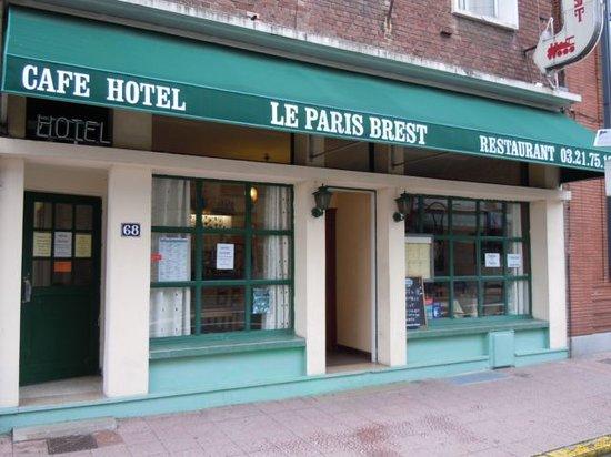 Hôtel Restaurant le Paris Brest