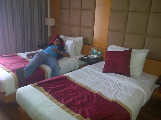 Lemon Tree Hotel Whitefield: Room View -2