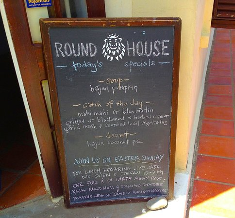 Round House: Specials