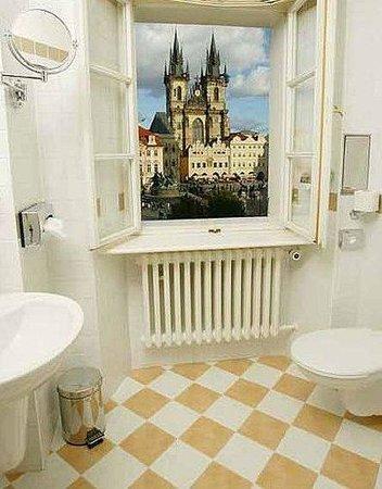 Hotel Lippert: Bathroom