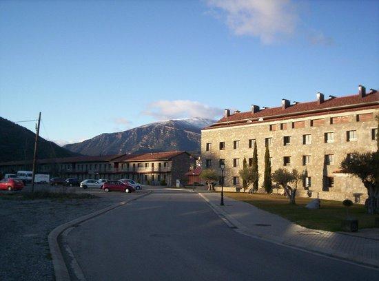 Barcelo Monasterio de Boltana: Invierno