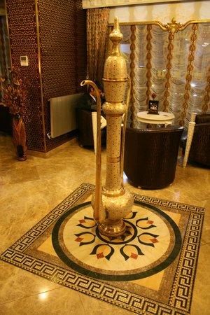Marmaray Hotel: Hall