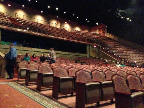 Seating Picture Of Sight Sound Theatres Ronks Tripadvisor