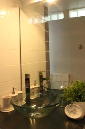 Un Ange Passe : salle de bain