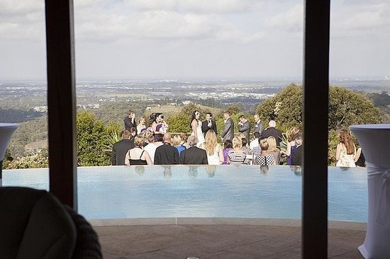 Ruffles Lodge & Spa: Infinity pool
