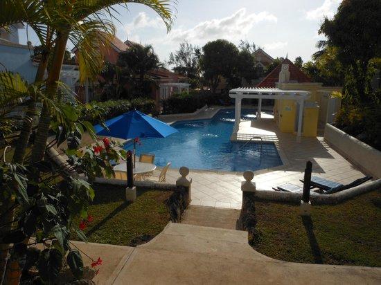 Kings Beach Village: T&J from Somerset View from villa terrace