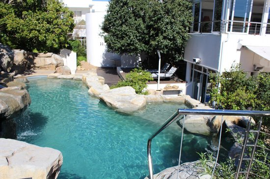 The Twelve Apostles Hotel and Spa: The Rockpool