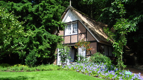 Landhaus Meinsbur: Gartenhaus