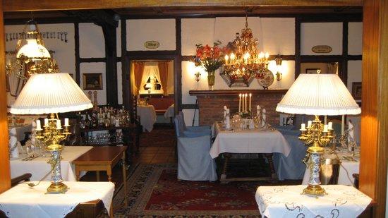 Landhaus Meinsbur: Restaurant