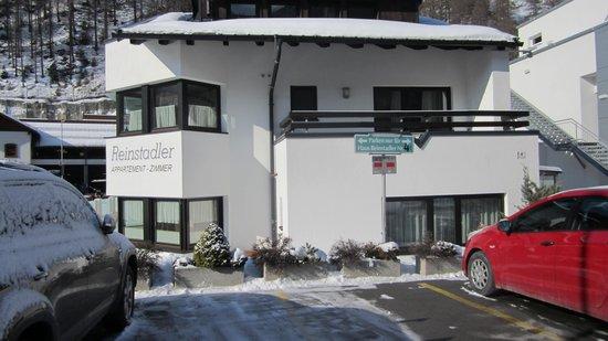Haus Reinstadler : reinstadler - car parking spaces