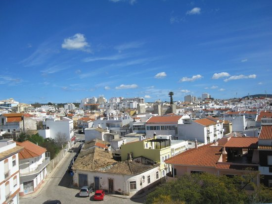 Loule Jardim Hotel: Great view from 4th floor