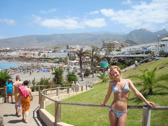GF Fanabe: Пляж Лас Америкас