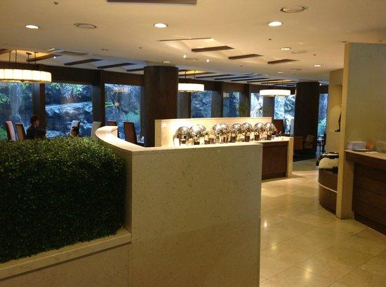 The Grand Daegu Hotel: Bufete de desayuno