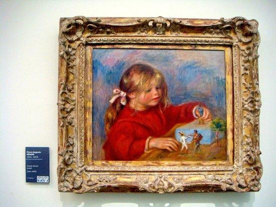 Zdjęcia Musée de l'Orangerie, Paryż