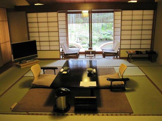 ยะกิวโนะโช: Room