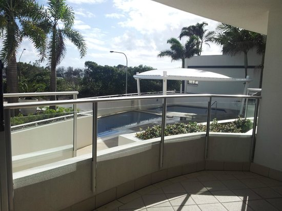 The Sebel Maroochydore: pool view