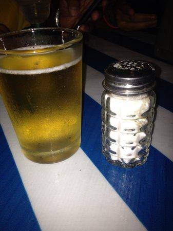 Resaca: Tiny beer