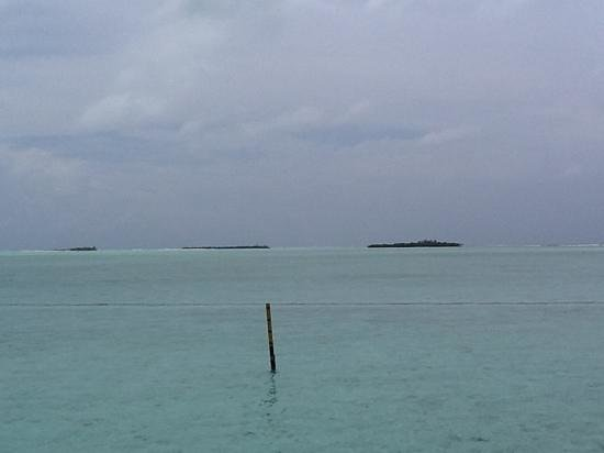Cinnamon Hakuraa Huraa Maldives: view from our water bunalow