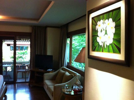 Khum Phaya Resort & Spa, Centara Boutique Collection: Room interior