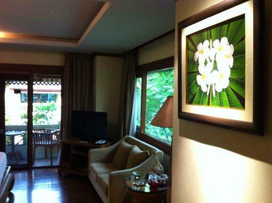 เซ็นทาราคุ้มพญารีสอร์ทและสปา เซ็นทาราบูติกคอลเลกชัน: Room interior