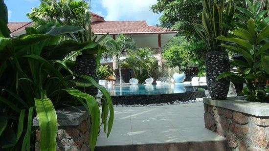 Le Duc de Praslin : The pool