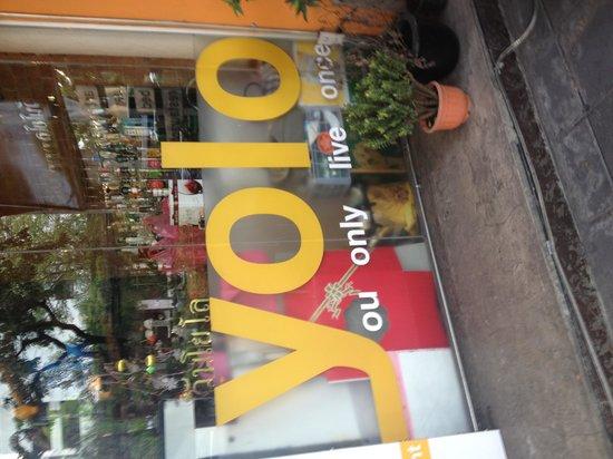 Yolo: Outside