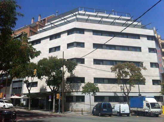 Amrey Sant Pau: L'hotel