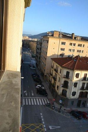 Sercotel Leyre: Vista exterior