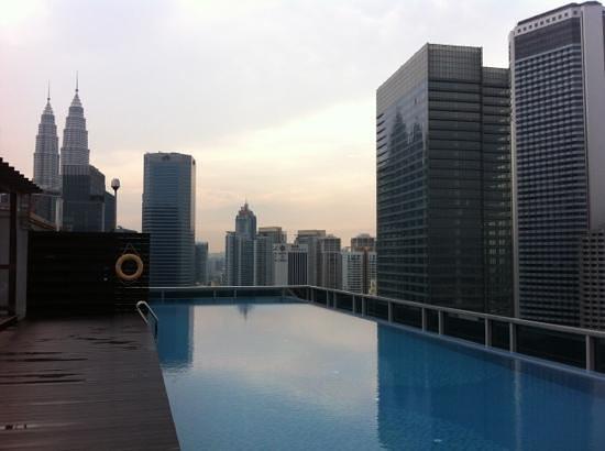 Somerset Ampang Kuala Lumpur: picina
