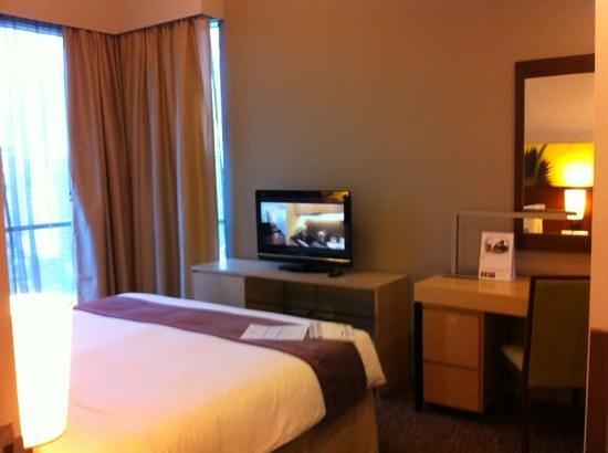 Somerset Ampang Kuala Lumpur: habitación